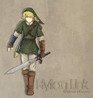 Hylian Link by Hylian-Link