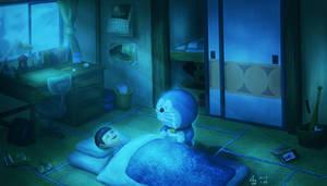 Doraemon fanart