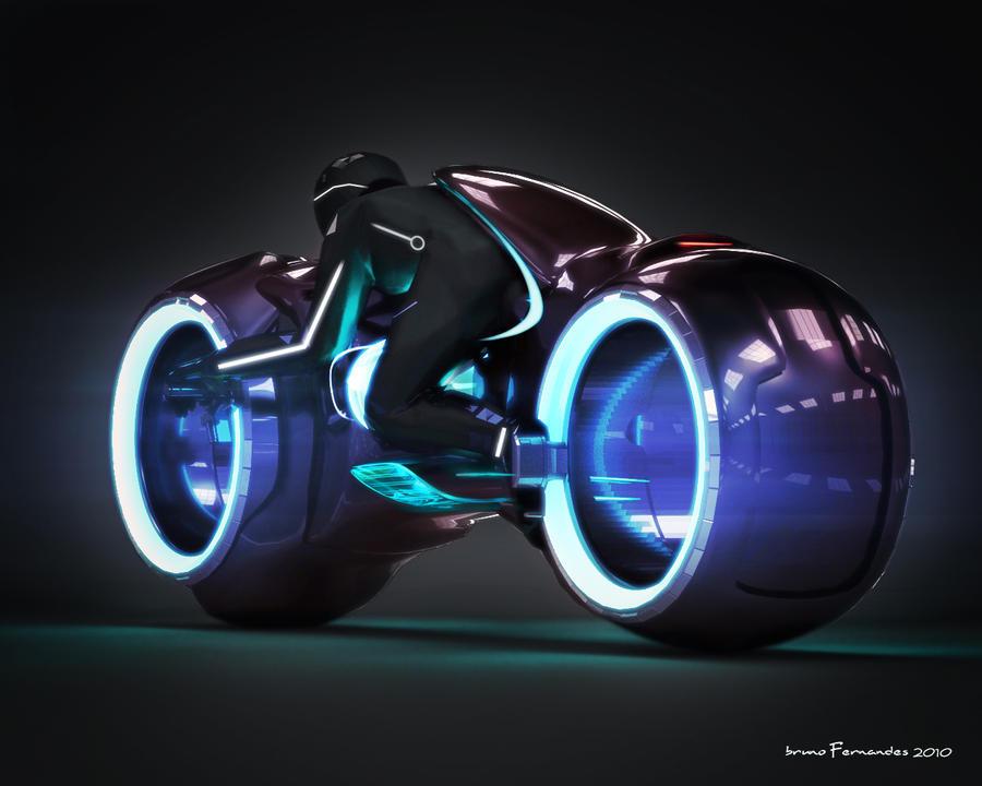 tron light cycle by teamgandaia3