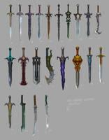 1-handed swords