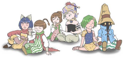 FF kids