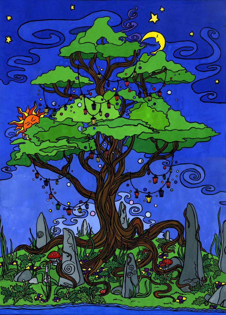 Worksheet Fairy Tree fairy tree by anarielhime on deviantart anarielhime