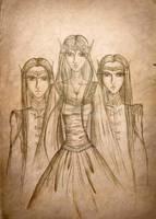 The Children of Elrond by Anarielhime