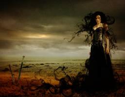Morrigan by Anarielhime