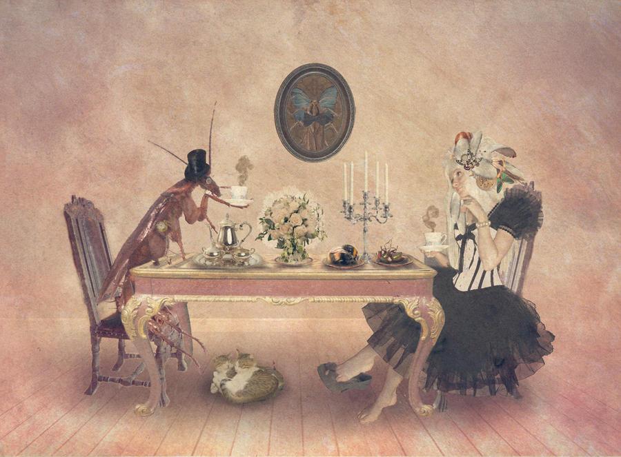 5 o'clock by Anarielhime