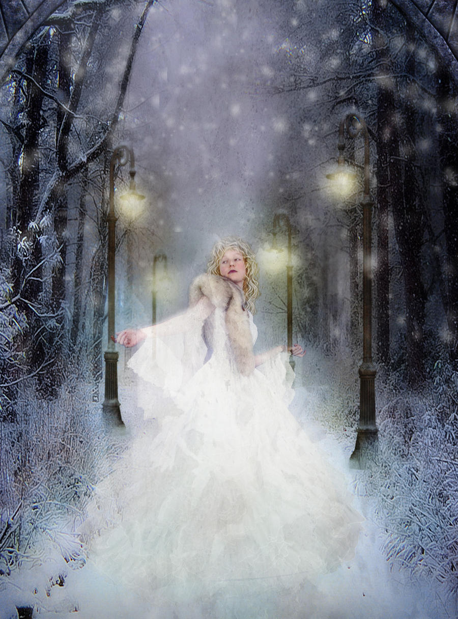 Snow Queen By Anarielhime On DeviantArt