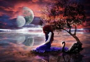 Swan Heart by Anarielhime