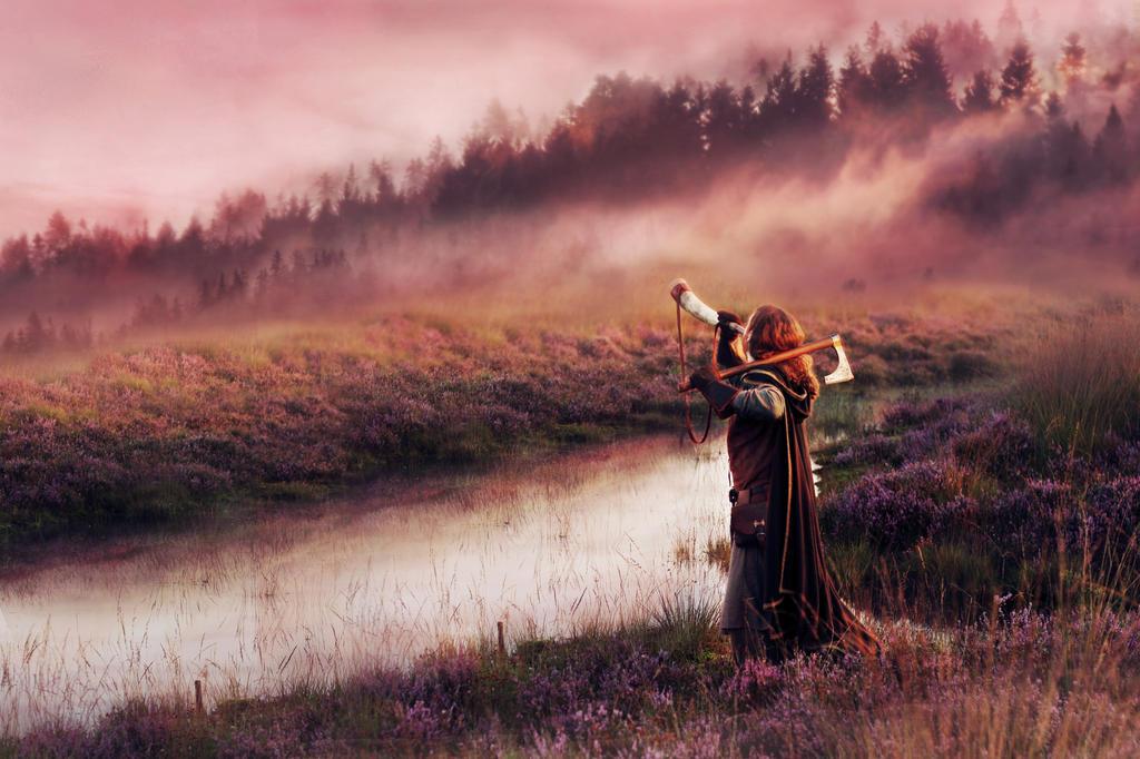 Dawn Bringer by Anarielhime