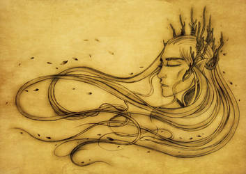 King of Mirkwood by Anarielhime