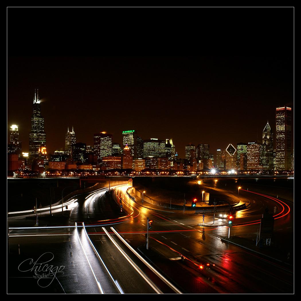Chicago by od1e