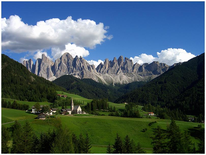 Val di Funes by od1e