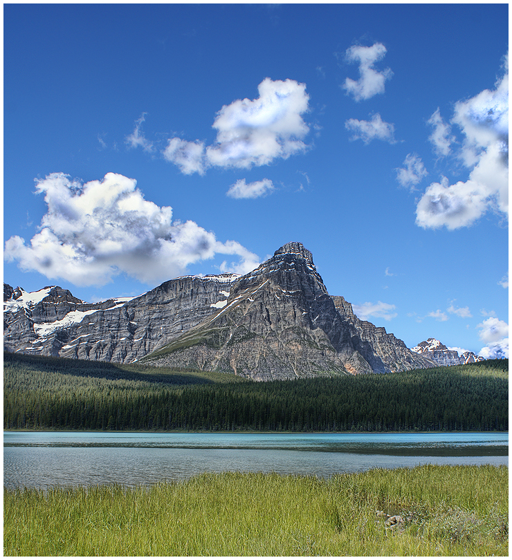 Crowfoot Mountain by od1e