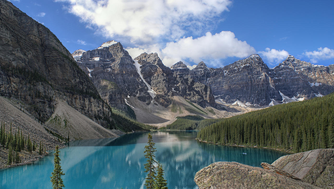 Moraine Lake by od1e
