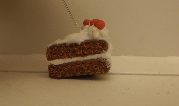 Itty bitty chocolate cake by kitkat18 on DeviantArt