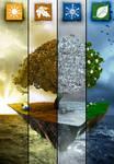 4 Seasons Of The Island