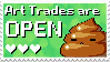 Art Trades Open - Cute Poo by Loli-King