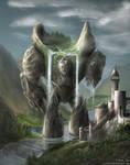 Elemental Contest - Golem