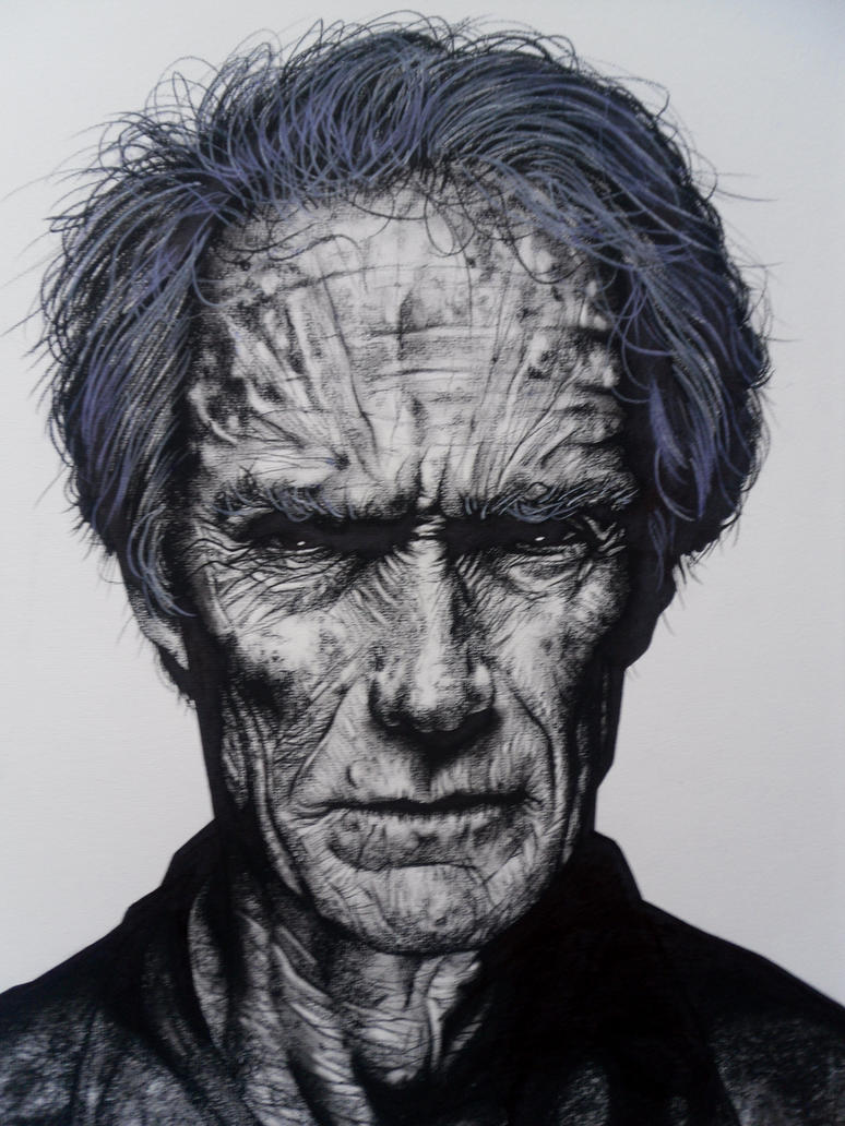 <b>Clint Eastwood</b> by wayne777 <b>...</b> - clint_eastwood_by_wayne777-d30o7xy