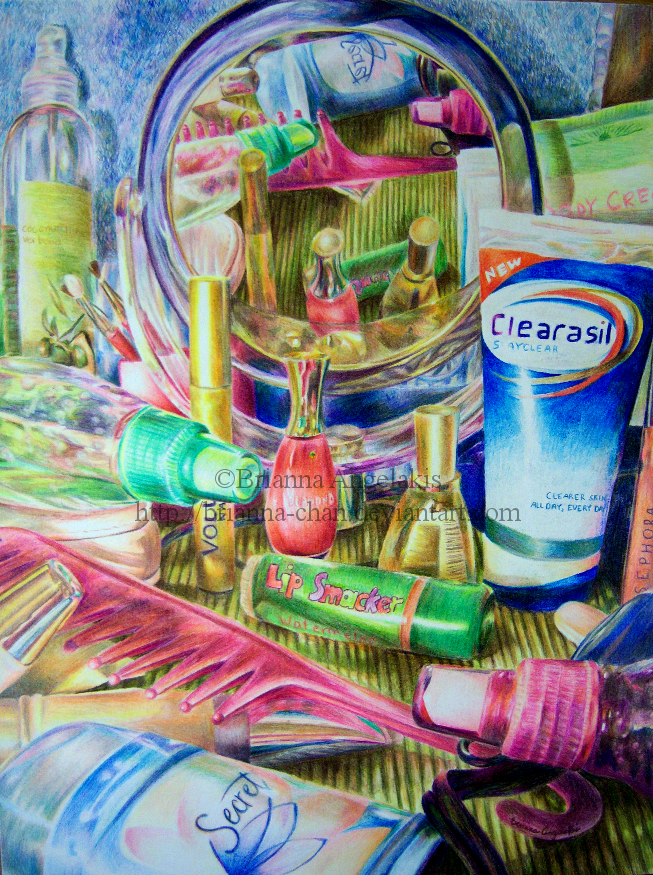 . Material World . by BriannaAngelakis