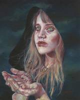 The Messenger by BriannaAngelakis