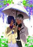 Day 1: Umbrella Sharing