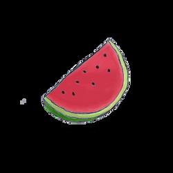 Watermelon by Erisember