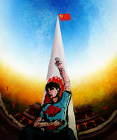 No Blood Shed in Tiananmen by brian-1111