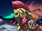 Fluttershy the Other Reindeer