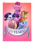 10 Years of Pony