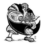 Treasure planet John Silver 03