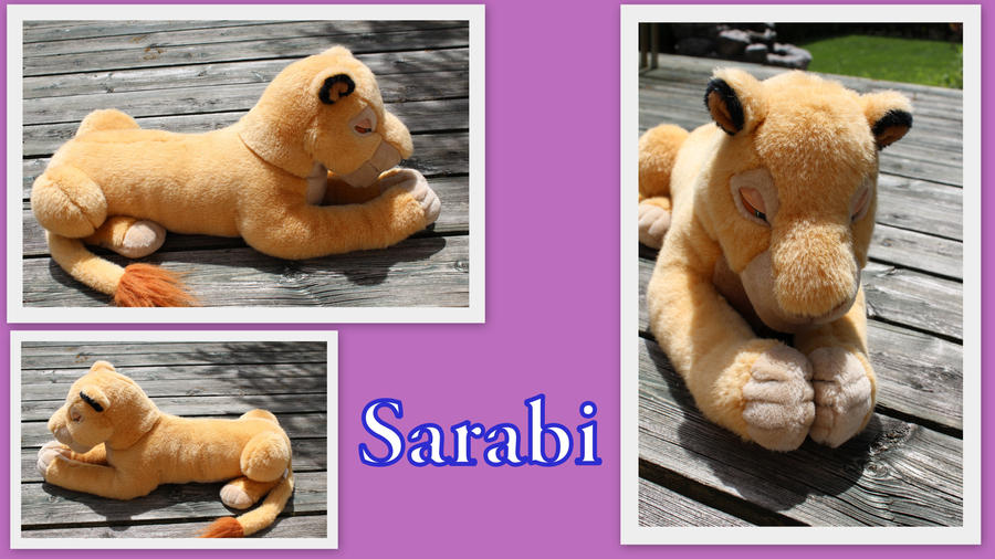 Sarabi by Laurel-Lion