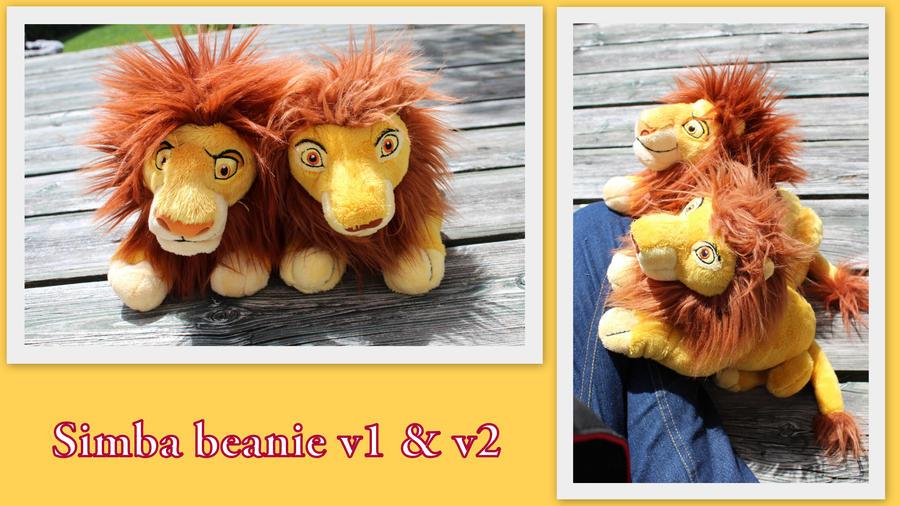 Beanie Simbas by Laurel-Lion