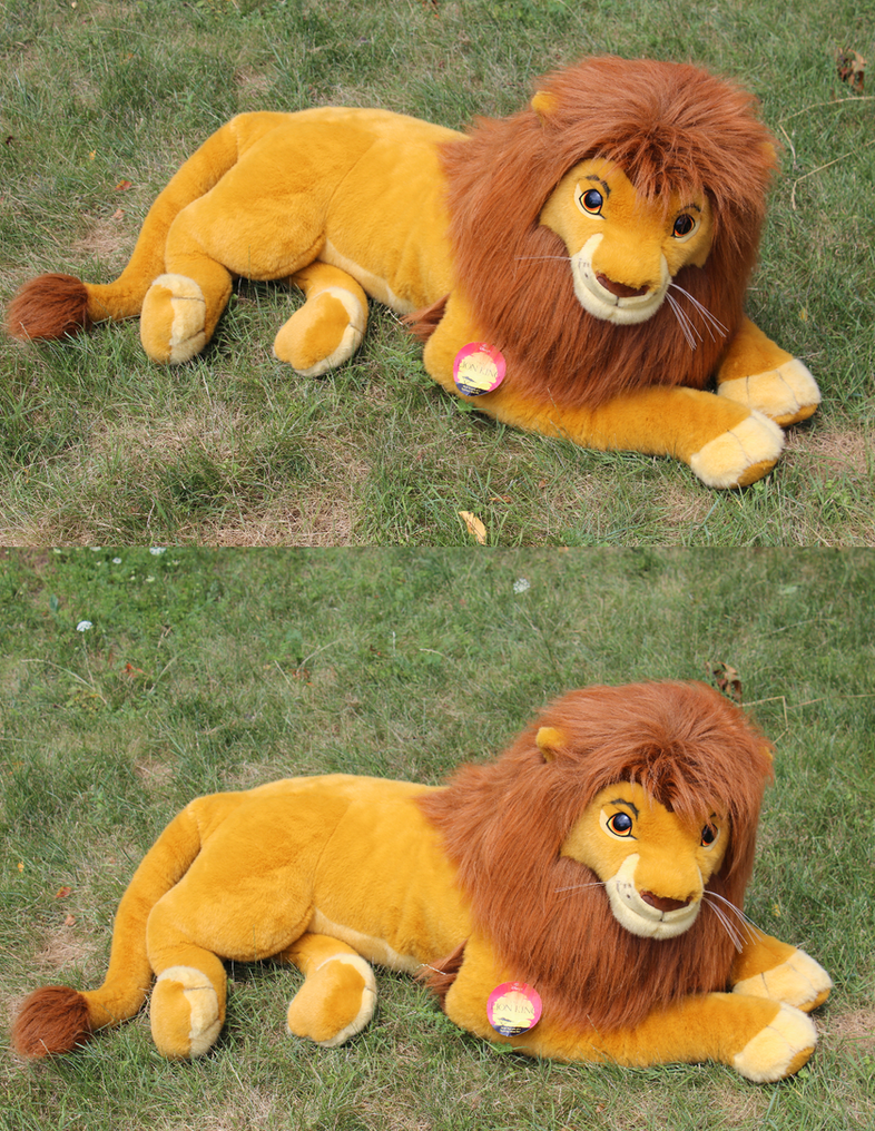 5 ft. Douglas Simba by Laurel-Lion