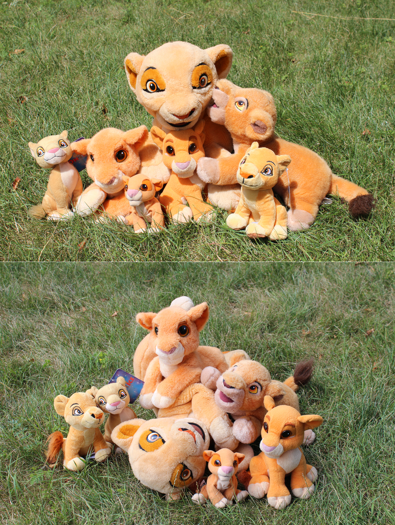 Playful Kiaras by Laurel-Lion