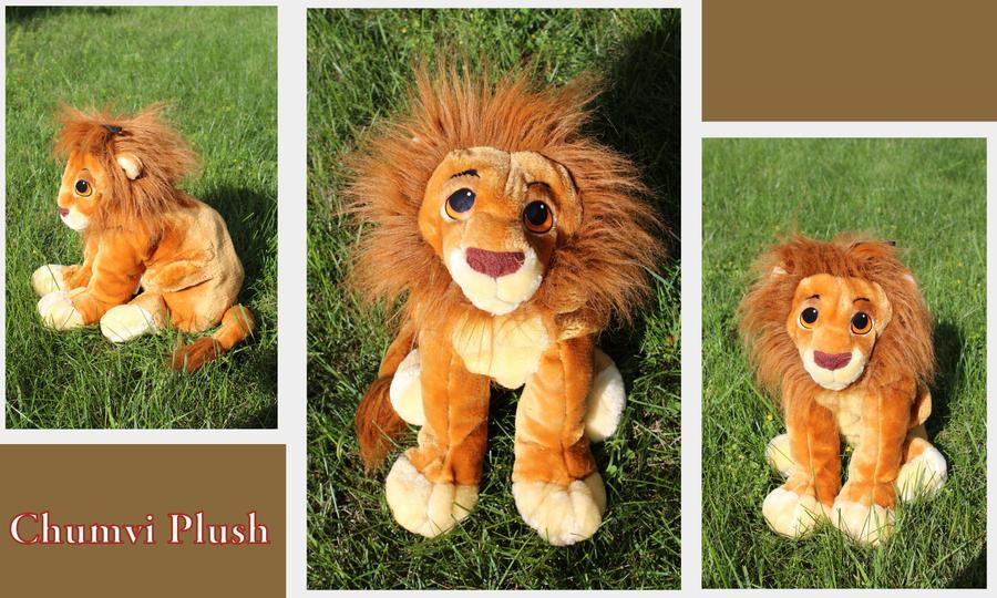 Chumvi plush by Laurel-Lion