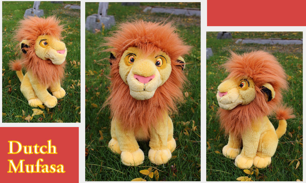 Dutch Mufasa by Laurel-Lion