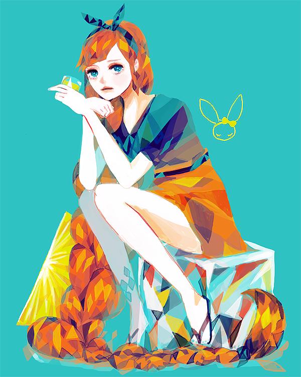 a lemonade sort of summer by eaphonia