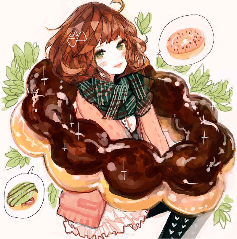 miss donut by eaphonia