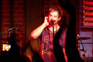 David Cook: at The Birchmere by Newage91