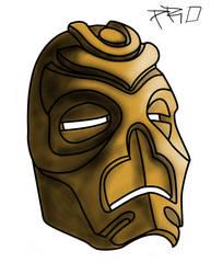 Skyrim Mask