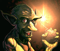 Goblin by -adam-