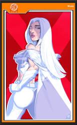 White Queen Wuss Whip