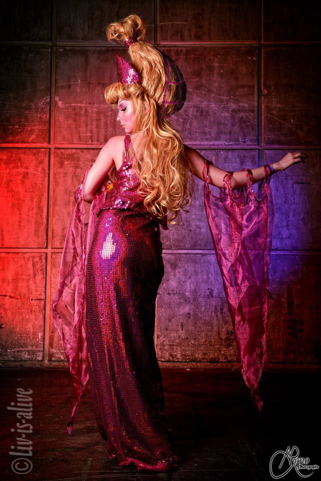 Hera, Goddess of Hair? by Liv-is-alive on DeviantArt