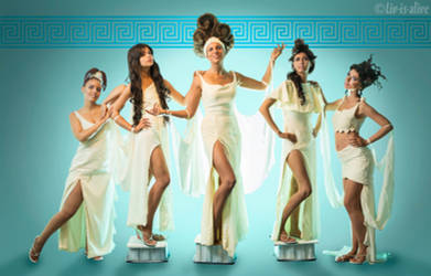 We are the Muses by Liv-is-alive