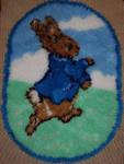 Peter Rabbit by dizzyblondy