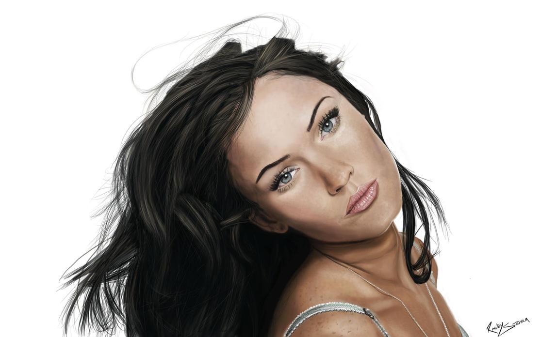 Megan Fox by RandyS01