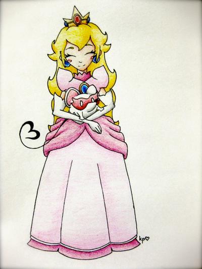 The Princess + Me by Ms-Mowz