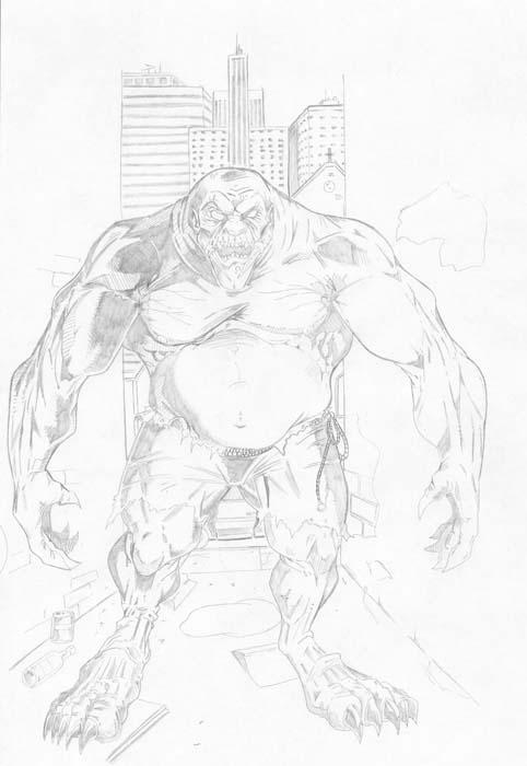 Demon Guy by JasonGodwin