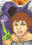 Green Hobbit