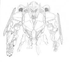 Airwolf TRANSFORM by JasonGodwin